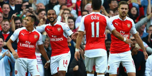 Arsenal and Tottenham finish level at 2-2 in the North London Derby
