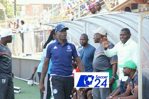 Ndiraya relieved after Dynamos win