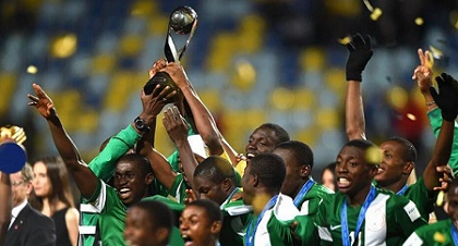 Nigeria clinch U-17 World Cup as TP Mazembe win CAF Champions League