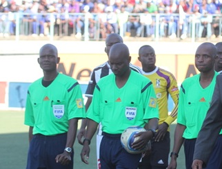 Zim referees snubbed for AFCON 2017