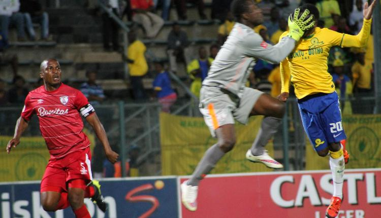 Diakite apologises to Khama Billiat