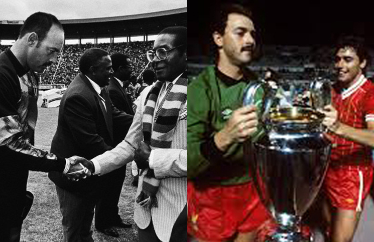 Grobbelaar among the longest serving goalkeepers in the world