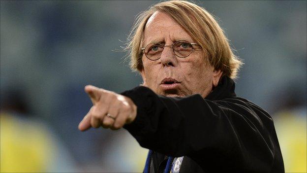 Claude Lè Roy quits as Congo Coach