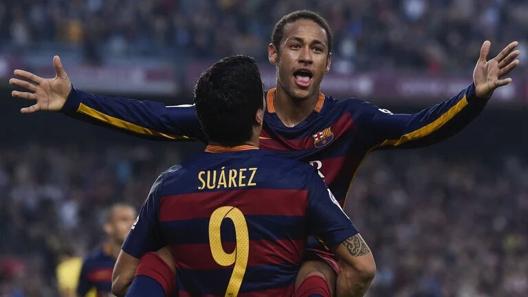 Video: Neymar's outrageous wonder goal vs Villareal