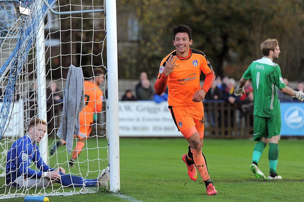 Macauley Bonne scores four goals as Colchester raid Wealdstone