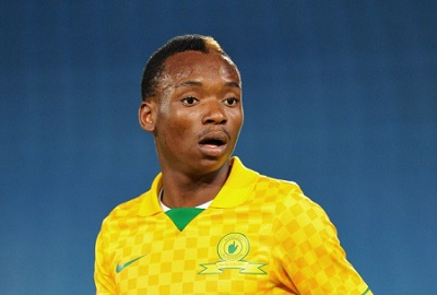 Khama Billiat voted Kickoff Footballer of the Season
