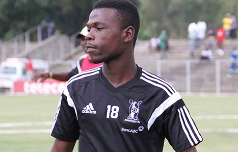 Knox Mutizwa signs for Bidvest Wits