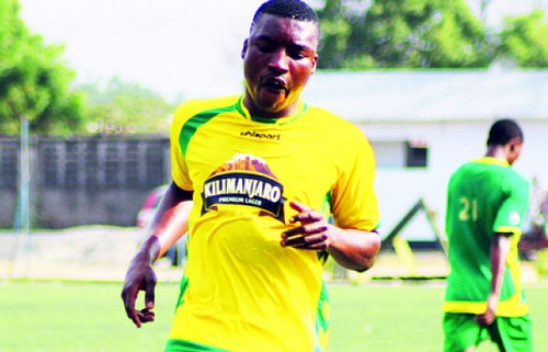 Donald Ngoma on target in Yanga's thumping win