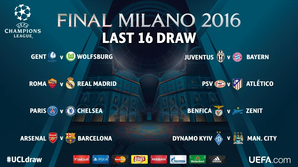 Video: Was the Champions League draw fixed?