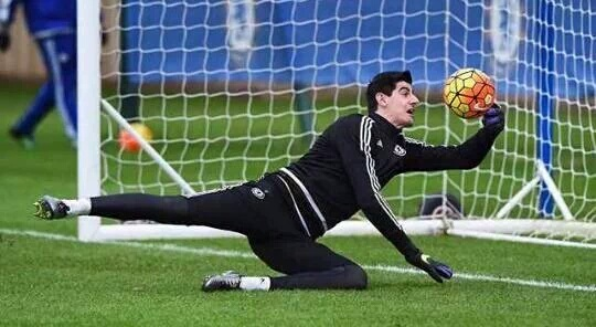 Courtois fumes at France tactics as 'Anti-Football'