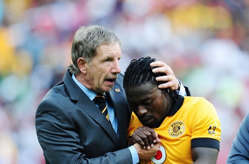 Baxter reunited with Kingston Nkhatha