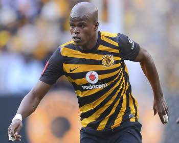 Katsande named Vice Captain at Kaizer Chiefs