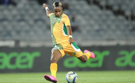 Report: Kaizer Chiefs keen on Kuda Mahachi