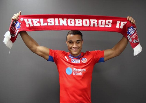 Matthew Rusike continues with good start at Helsingborg