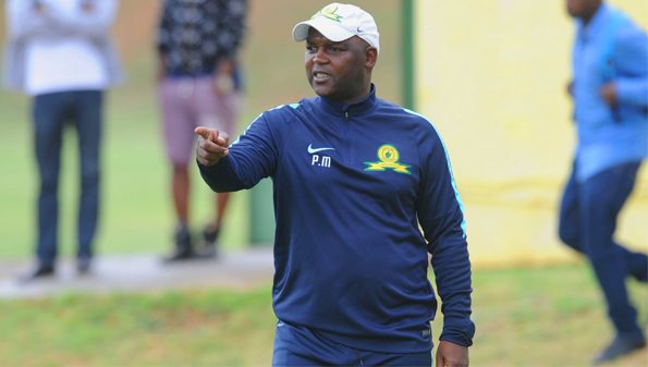 Mosimane expects Chicken Inn to park the bus