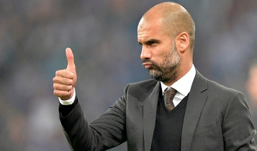Manchester City confirm Pep Guardiola as their next manager
