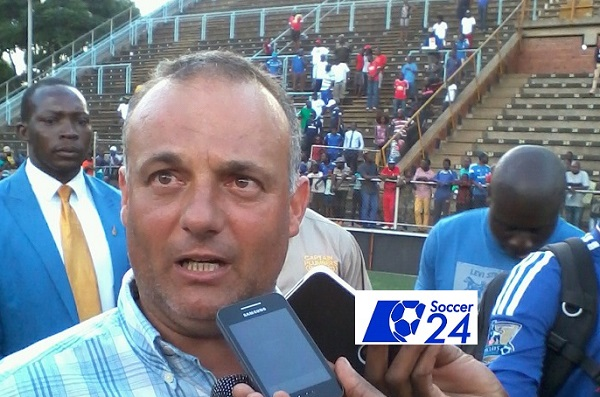 Silva pleased with Dynamos after beating Kabwe Warriors