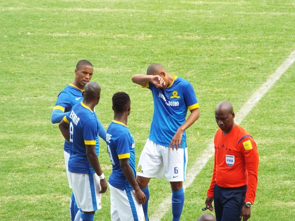 Sundowns through to CAF Champions league semis