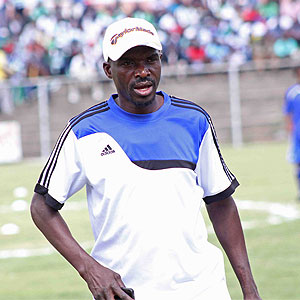 Saul Chaminuka appointed Border Strikers head coach