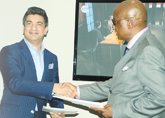 ZIFA sign multi million dollar deal
