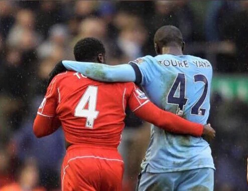 Kolo says he will 'go to war' for Liverpool against brother Yaya at Wembley