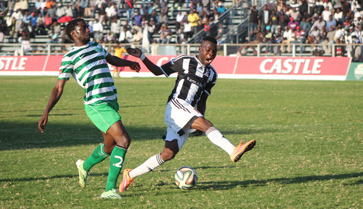 ZNA Charties Semi final: Highlanders 3-0 FC Platinum