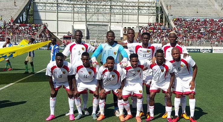 Guinea beat Malawi in Blantyre