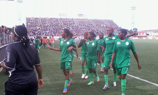 Zimbabwe beat Zambia to book a place at Cameroon AWCON