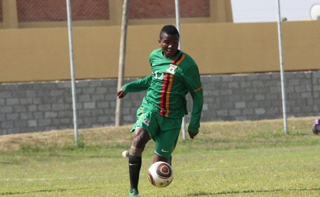Chicken Inn hand trials to Zambian striker