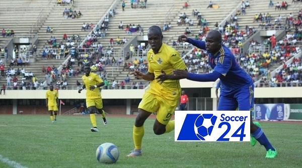 Zimbabwe v Swaziland match highlghts