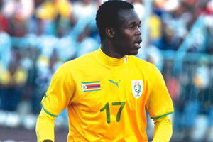 Musona resumes training