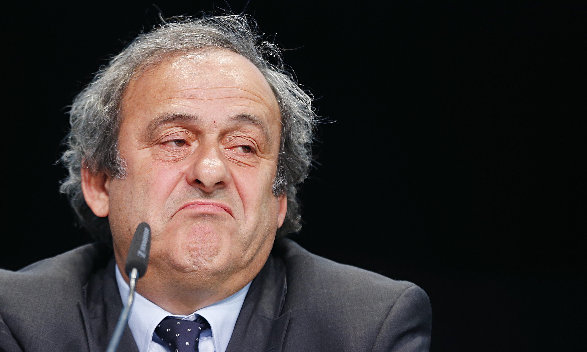 Banned UEFA ex-boss Michel Platini admits World Cup 1998 was fixed