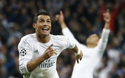 Ronaldo impressed with Madrid display
