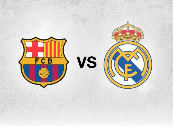 Barcelona v Real Madrid: Starting line ups