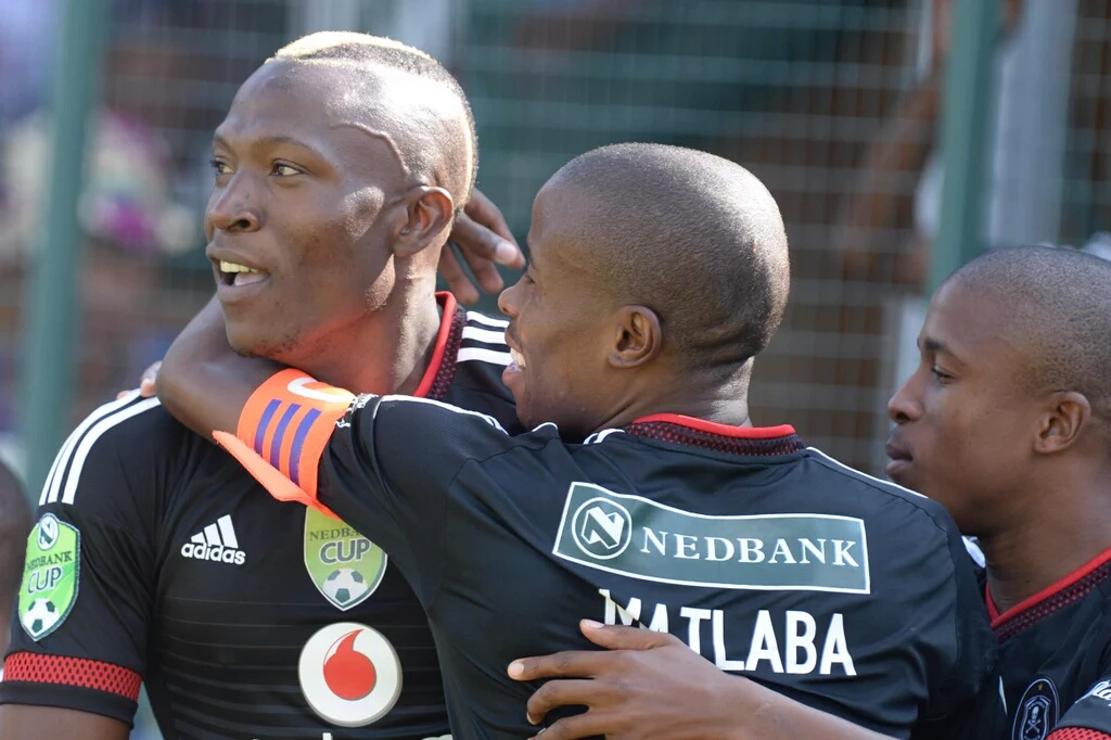 Tendai Ndoro the hero as 10 men Pirates beat Sundowns