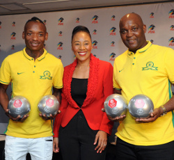 Mosimane comments on reports linking Billiat with return to Sundowns