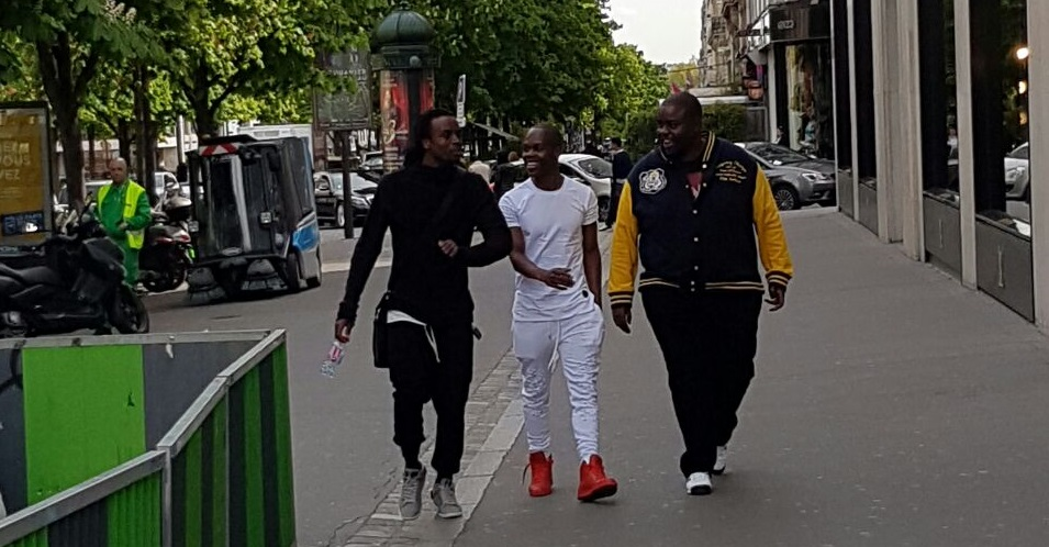 Chivayo in France1