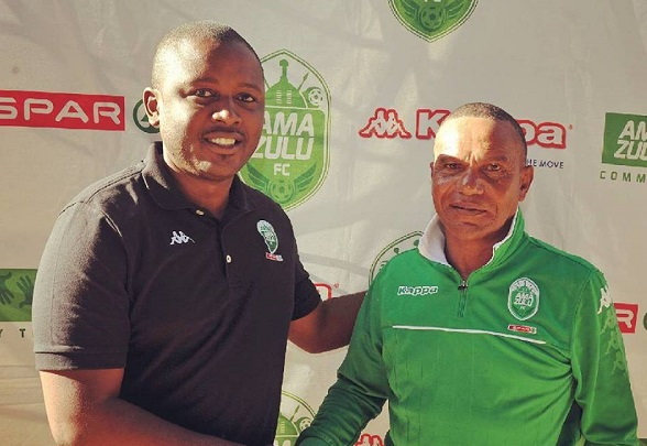 Joey Antipas links up with Amazulu