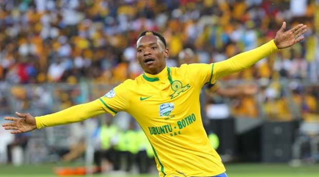 Billiat's solitary strike earns Sundowns a victory
