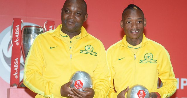 Billiat scoops second consecutive player of the month award