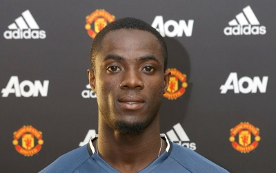 Bailly joins Manchester United