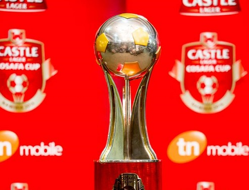 Cosafa Cup: Swaziland hammered by South Africa