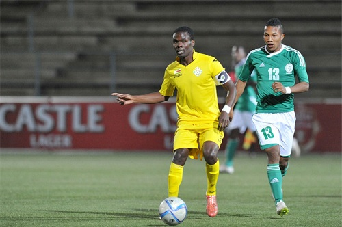 Mahachi and Danny Phiri in Warriors squad