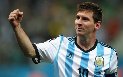 Messi and father handed 21 month prison sentence