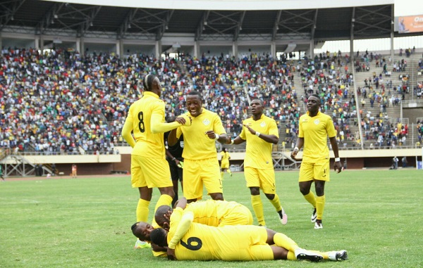 Warriors move three places on FIFA Rankings