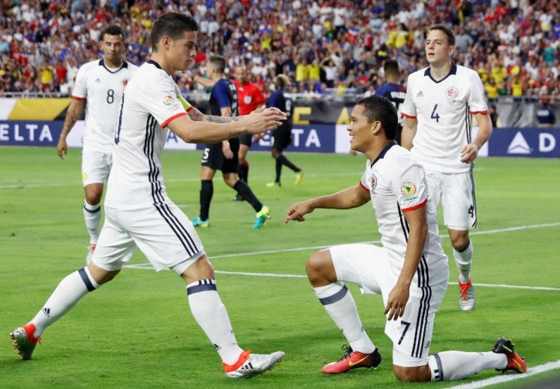 Colombia secure 3rd place finish at  Copa America