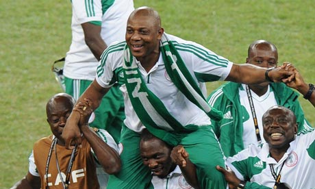 Former Super Eagles Coach, Stephen Keshi Passes Away at 54
