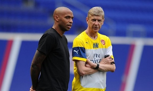 It Will be a Dream to Coach Arsenal – Thierry Henry