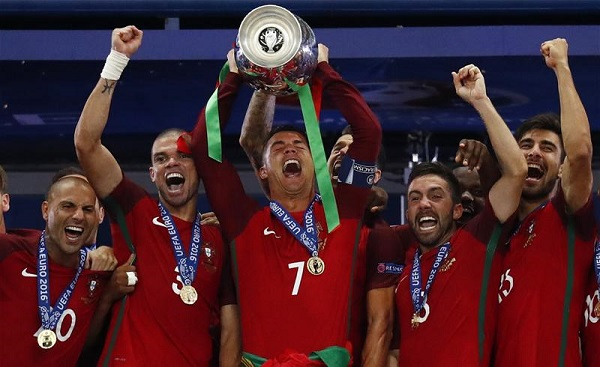 Portugal, France & Germany drawn in same group at 2020 UEFA Euro