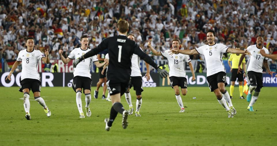 Austria vs Germany – Match facts and Preview